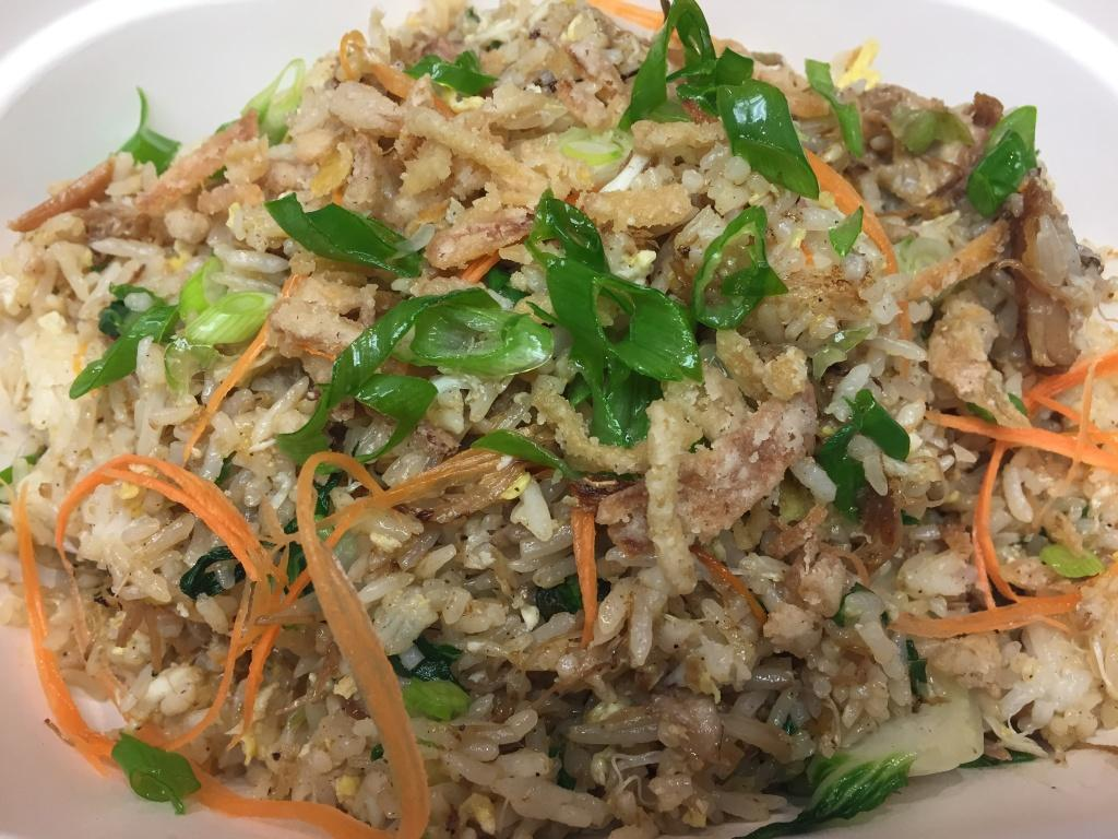 Veggie Fried Rice Bowl